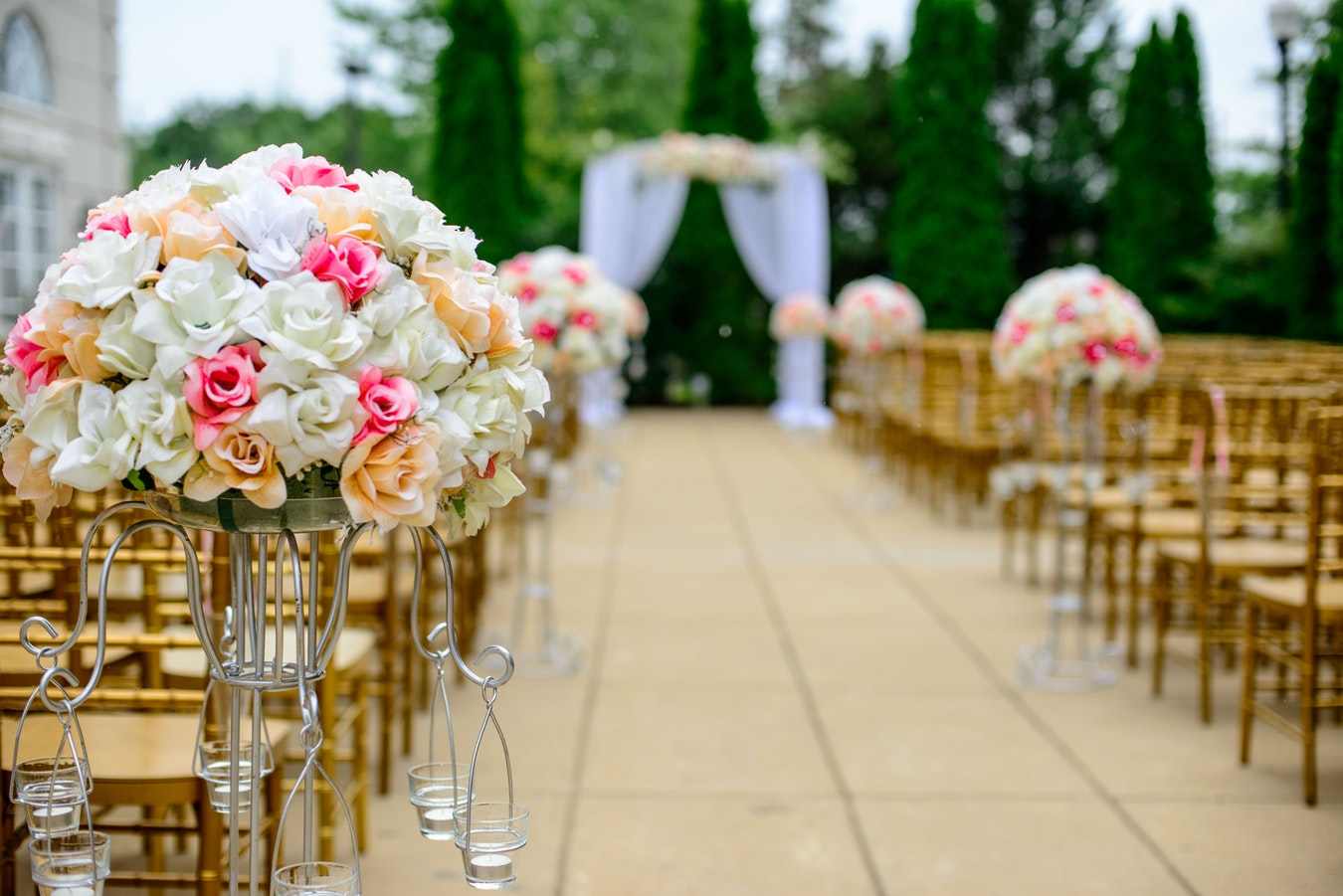 Choosing the Perfect Wedding Venue